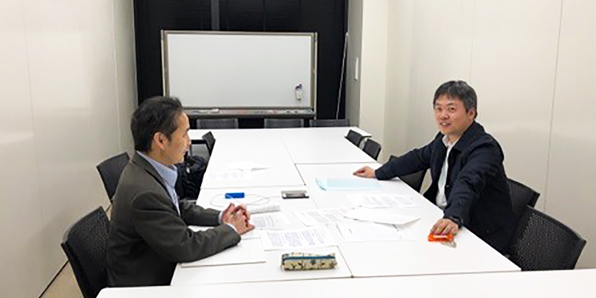 インタビュー/名古屋市立大学 大学院薬学研究科 田上辰秋先生