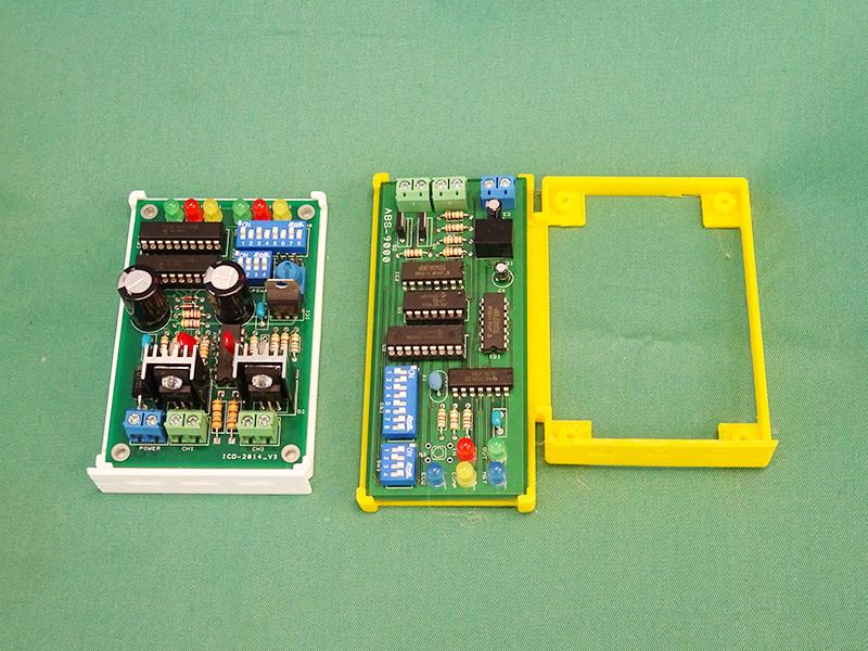 3Dプリンターで作った点火時期調整装置用カバー